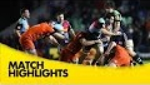 video rugby Harlequins v Leicester Tigers - Aviva Premiership Rugby 2014/15