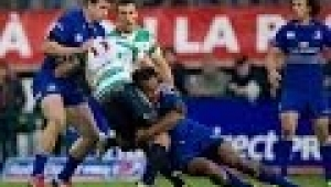video rugby Benetton Treviso v Leinster Full Match Report 24th Nov 2013