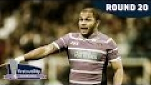 video rugby Catalan Dragons VS Wigan Warriors