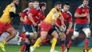 video rugby Munster v Scarlets  Highlights ? GUINNESS PRO12 2014/15