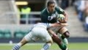 video rugby London Irish vs Saracens - Aviva Premiership Rugby 13/14
