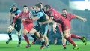 video rugby Scarlets v Glasgow Warriors  Highlights ? GUINNESS PRO12 2014/15