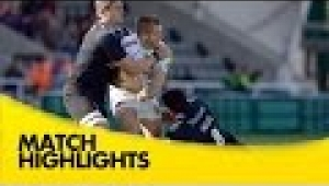 video rugby Newcastle Falcons v Exeter Chiefs - Aviva Premiership Rugby 2014/15