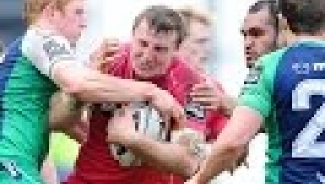video rugby Scarlets v Connacht Highlights ? GUINNESS PRO12 2014/15