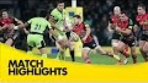 video rugby Harlequins v Northampton Saints - Aviva Premiership Rugby 2014/15