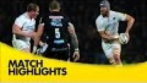 video rugby Exeter Chiefs v Saracens - Aviva Premiership Rugby 2014/15