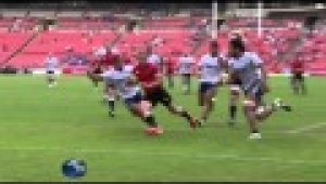 video rugby Blues v Lions highlights