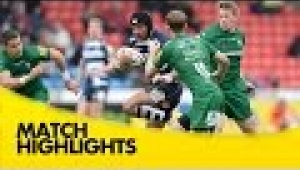 video rugby Sale Sharks v London Irish - Aviva Premiership Rugby 2014/15