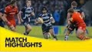 video rugby Sale Sharks v Leicester Tigers - Aviva Premiership Rugby 2014/15