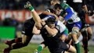 video rugby Benetton Treviso v Edinburgh  Highlights ? GUINNESS PRO12 2014/15
