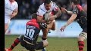 video rugby Newport Gwent Dragons v Ulster Highlights ? GUINNESS PRO12 2014/15