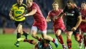 video rugby Edinburgh  v Scarlets Highlights ? GUINNESS PRO12 2014/15
