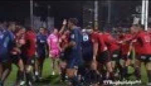 video rugby Blues vs Crusaders Week 14 2013